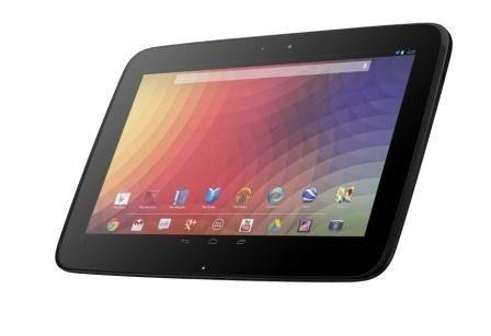 Google Nexus-10