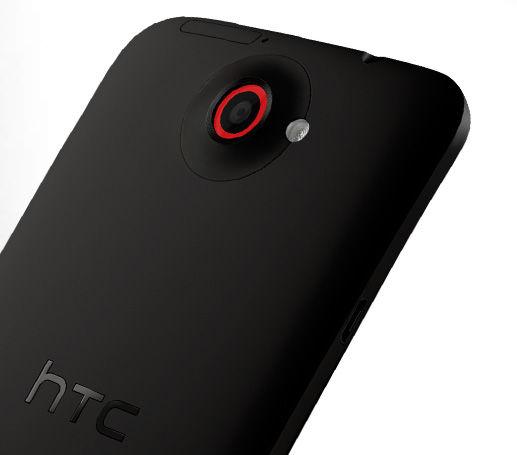 HTC One X Plus Rear Flash Camera