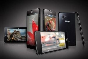 LG Optimus series