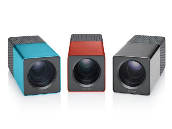 Lytro Cameras