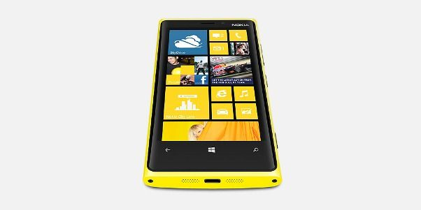Nokia Lumia 920 Hero screen
