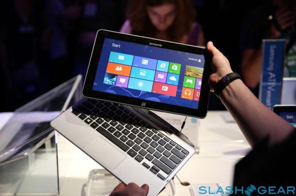 Samsung ATIV Smart PC Pro-Laptop With Stunning Hybrid