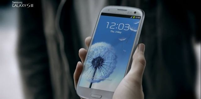 Samsung Galaxy SIII is Official