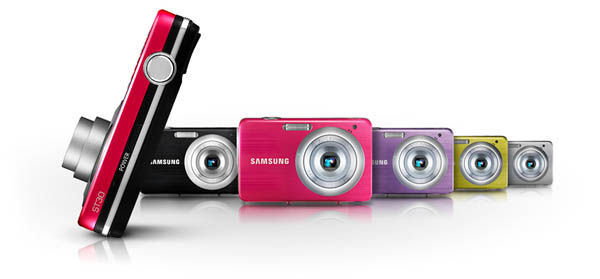 Samsung ST66-Camera