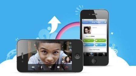 Skype for iOS