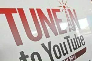 Tune into Youtube