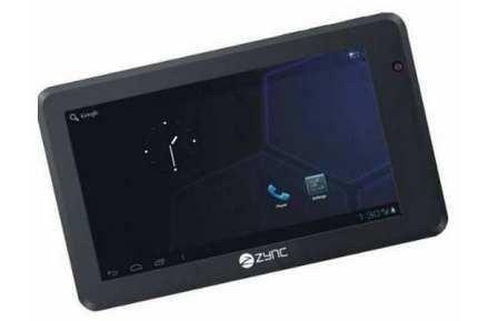 Zync tablet