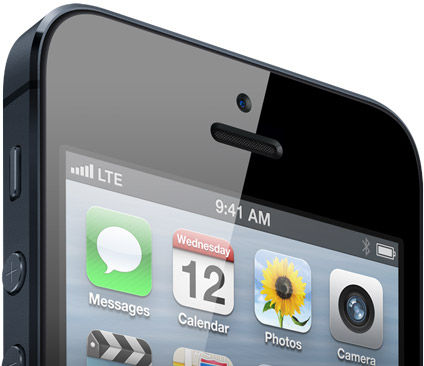 apple iphone 5 network