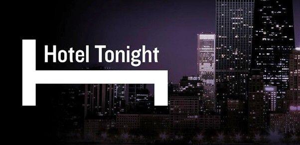 hotel tonight Android app