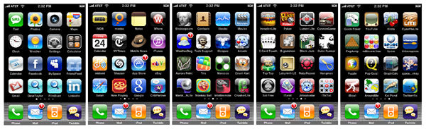 iPhone Apps Interesting and New