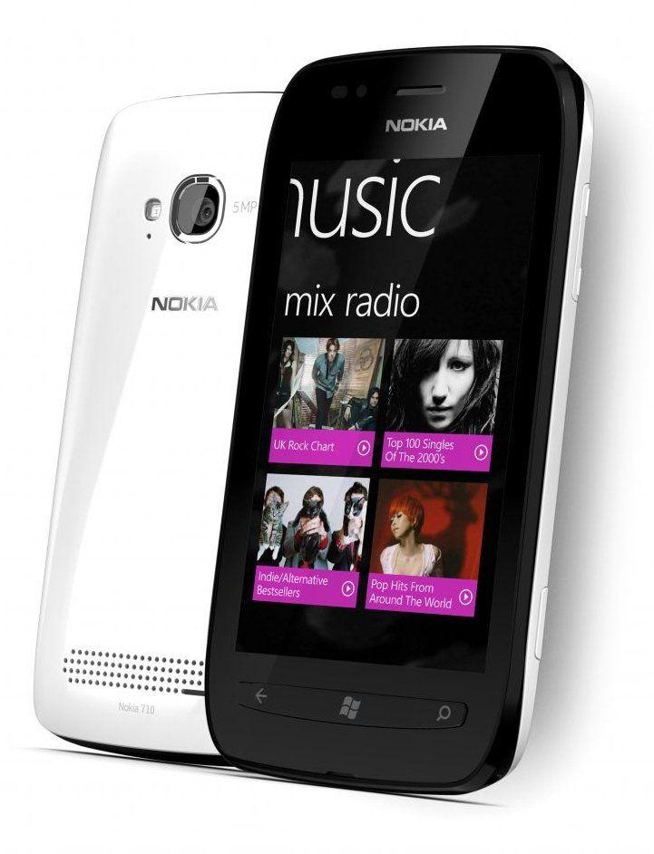 nokia lumia 710 music
