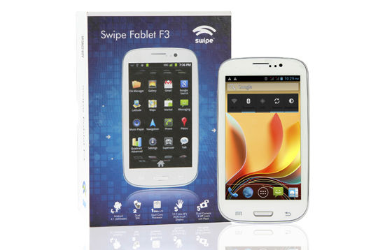 swipe fablet f3 mobile