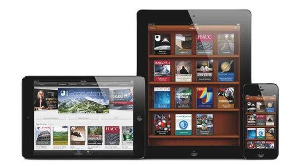 Apple's educational app iTunes