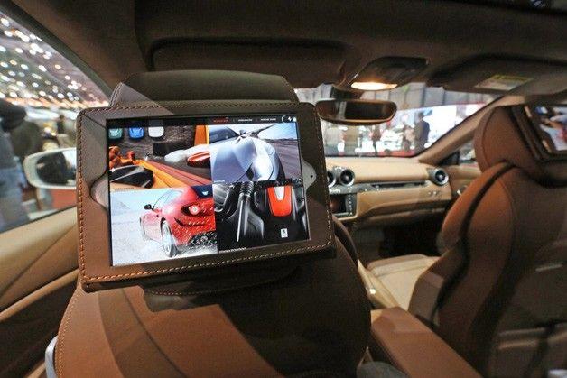 Ferrari New LaFerrari iPad mini