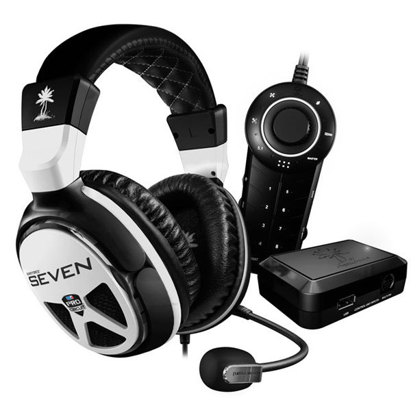 Listening to the brand new Turtle Beach Ear Force XP Seven