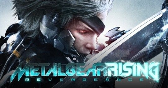 Metal Gear Rising Revengeance game of power