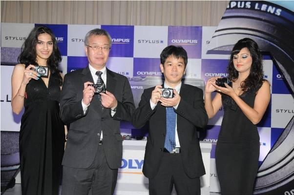Olympus Camera launch