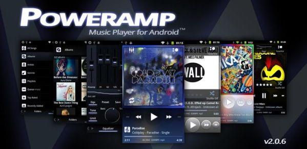 Poweramp App