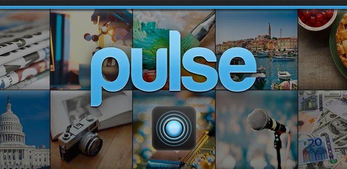 Pulse News app