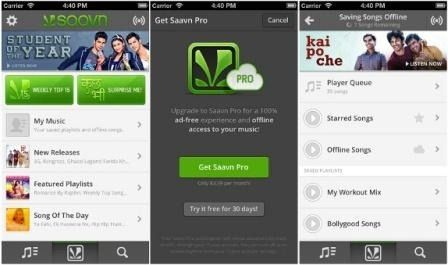 Saavn-2.0-for-iPhone-and-iPad