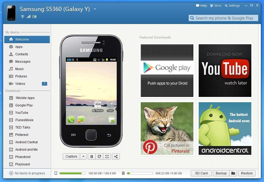 SnapPea Desktop app