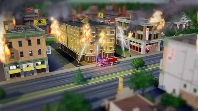 simcity game