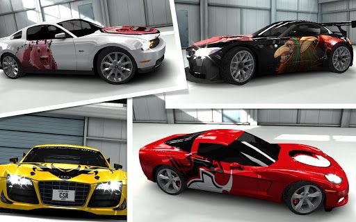CSR Racing Cars