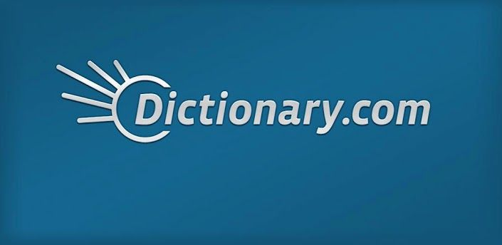 Dictionary Android app