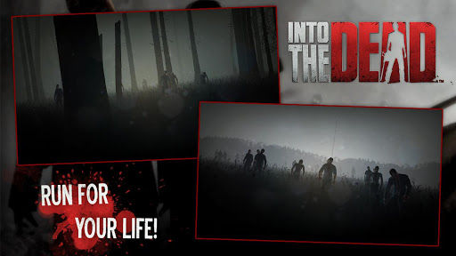 Into the Dead game play