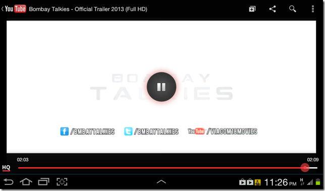 Bombay Talkies trailer on YouTube