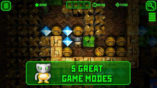 Boulder Dash Game modes