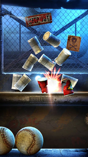 Can Knockdown 3 Game Play