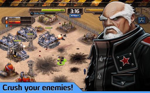Enemy Lines Graphics