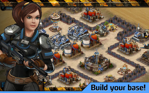 Enemy Lines game play