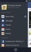 Facebook Beta app for Windows Phone