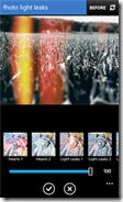Fhotoroom app for Windows Phone