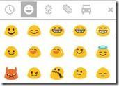 Emoji in Google Hangouts