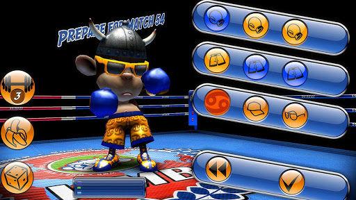 Monkey Boxing Customization