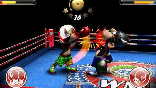 Monkey Boxing Graphics