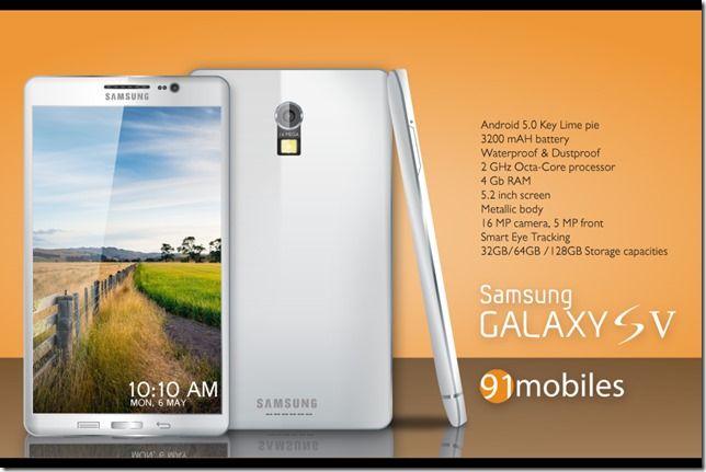 Samsung Galaxy S V