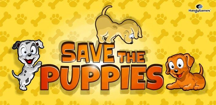 Save the Puppies Android