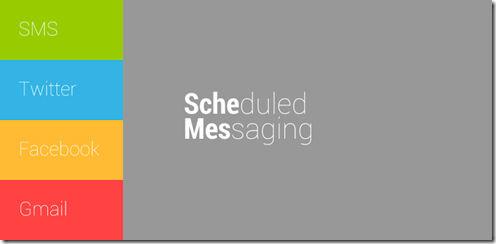 Schemes- Scheduled Messaging