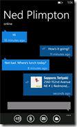 Whatsapp on Windows Phone