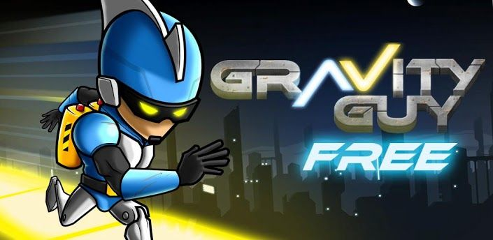 Gravity Guy ANdroid