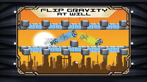 Gravity Guy Game Play