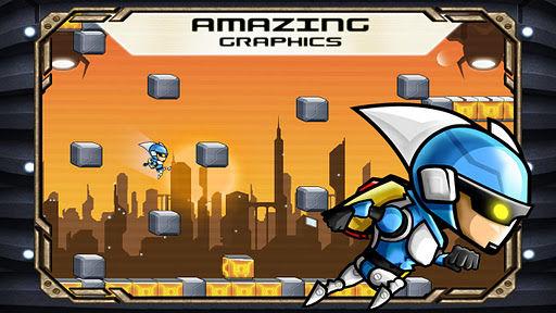 Gravity Guy Graphics