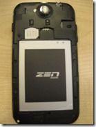 Zen Ultrafone 701HD
