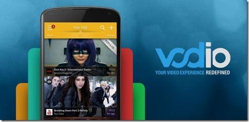 Vodio Personal Video Curator