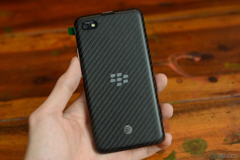 BlackBerry A10 back