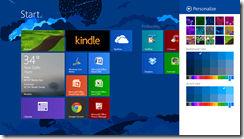 Customizing Start Screen in Windows 8.1